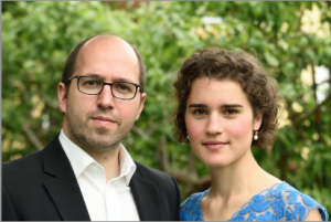 Klavierduo Christine und Stephan Rahn (Foto © Rahn)